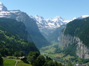 Valle de Lauterbrunnen (Suiza)