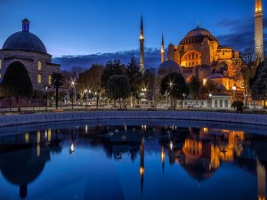 Noche en Estambul (Turquía)