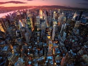 Nueva York vista desde las alturas