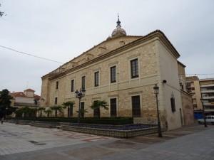 Catedral Nuestra Señora Santa María del Prado (Ciudad Real)
