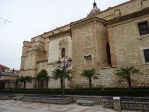 Vista de la Catedral de Ciudad Real