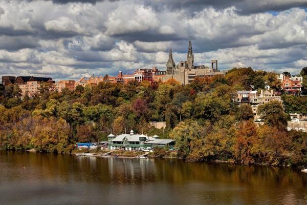 Universidad de Georgetown (Washington D. C.)