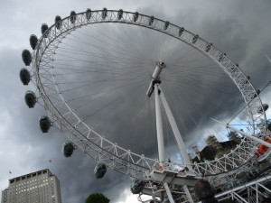 El Ojo de Londres (London Eye)