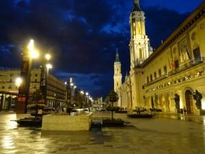 Plaza del Pilar (Zaragoza)
