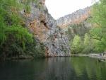 Lago del Espejo (Parque Natural del Monasterio de Piedra)