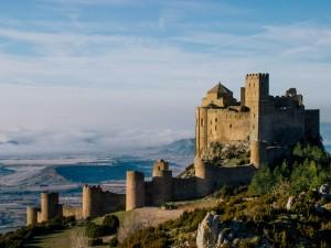 Castillo de Loarre (Huesca, España)