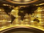 Mapa del mundo en  3D