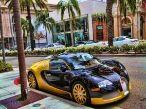 Un magnífico Bugatti Veyron