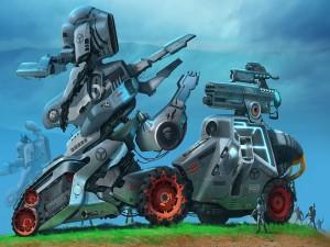 Invasión robótica