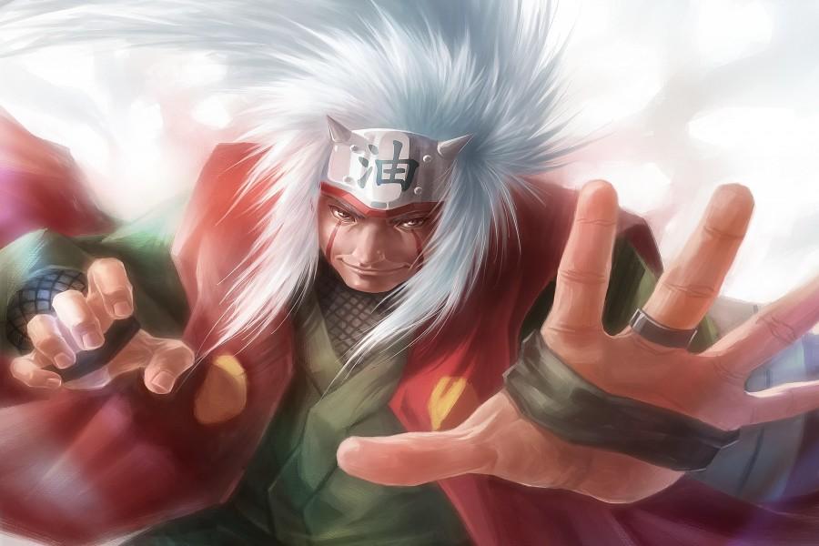 Jiraiya (Naruto: Shippuden)