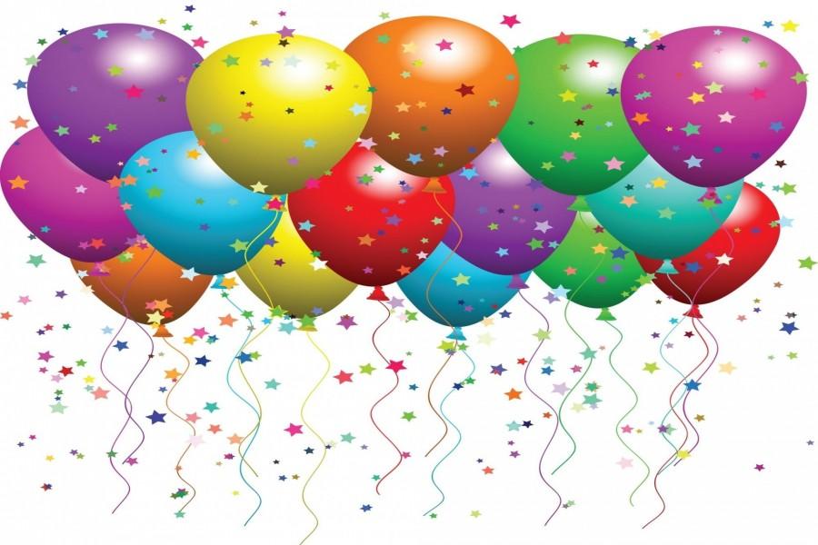 globos y estrellas para una fiesta de cumplea os 66247