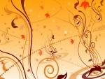 Diseño del otoño