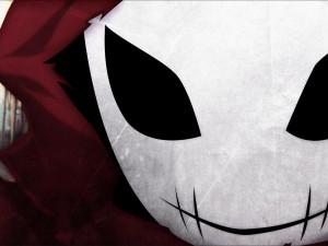 Máscara anime