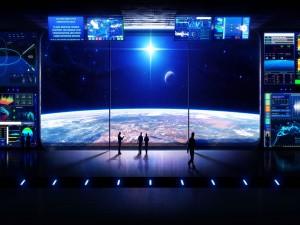 Vistas al espacio
