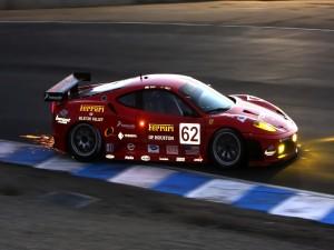 Ferrari en Le Mans