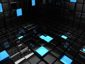 Plataforma de cubos
