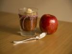 Mug cake de manzana