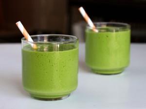 Smoothies verdes