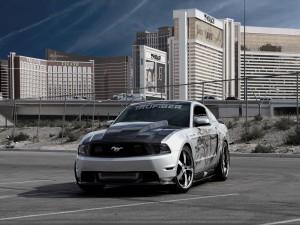 Ford Mustang tuneado