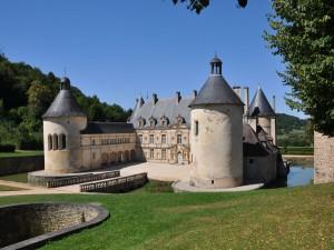 Castillo de Bussy-Rabutin (Francia)
