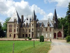 Castillo de Bois-Cornillé (Francia)