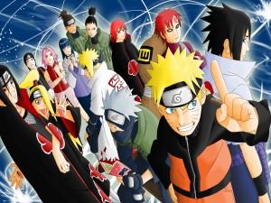 """Personajes de """"Naruto: Shippuden"""""""