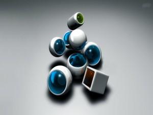 Ojos de robot