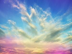 Los colores del cielo