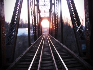 Puente ferroviario