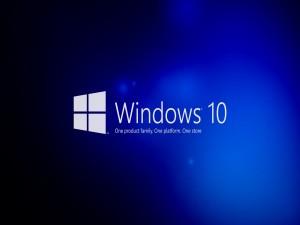 El nuevo sistema operativo Windows 10