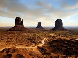Monument Valley (Valle de los Monumentos)