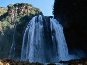 Gran cascada
