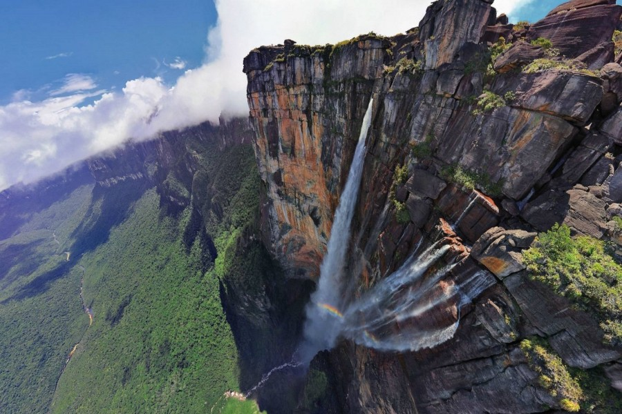 Salto Ángel (Venezuela)