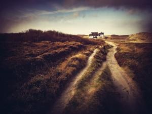 Casa al final del camino