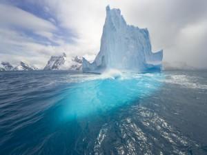 Un bonito iceberg