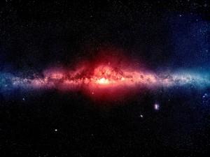 Estrellas en el espacio