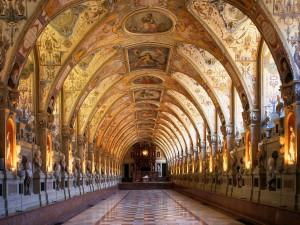 Antiquarium de la Residencia de Múnich