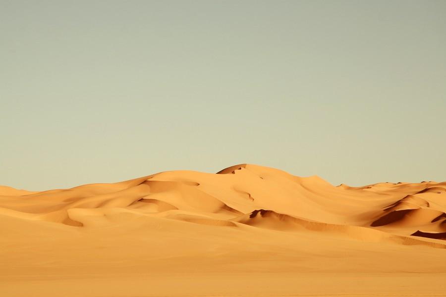 Arenas del desierto