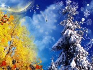 De otoño a invierno