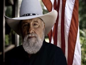 El músico estadounidense Charlie Daniels