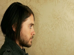 El actor y director Jared Leto