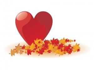 Enamorarse en otoño