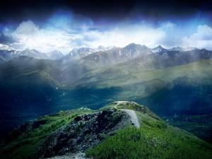 Bonitas montañas
