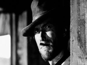 """Clint Eastwood en """"El Bueno, el Feo y el Malo"""""""