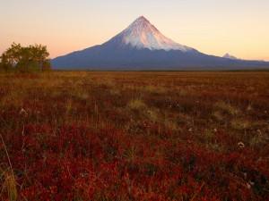 Volcán Kronotsky (Rusia)