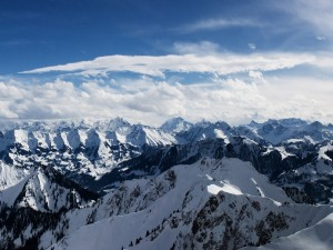 Cadena montañosa