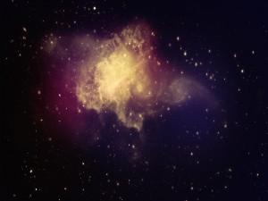 Galaxias en el espacio