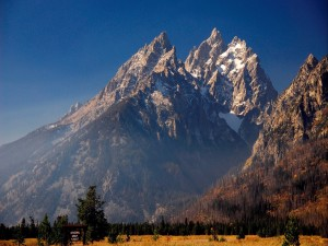 Cathedral Group (Parque Nacional de Grand Teton)