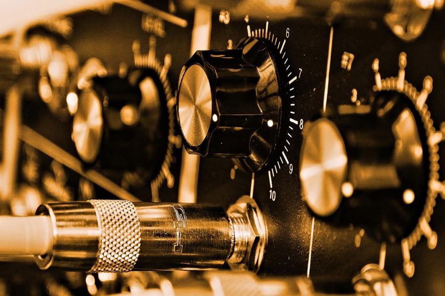 Reguladores de sonido