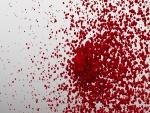 Gotas rojas